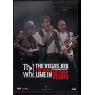 The Who DVD The Vegas job