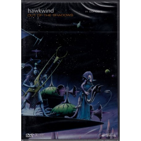 Hawkwind DVD Out of the shadows