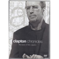 Eric Clapton DVD Chronicles
