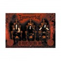 Immortal banner Demons of metal